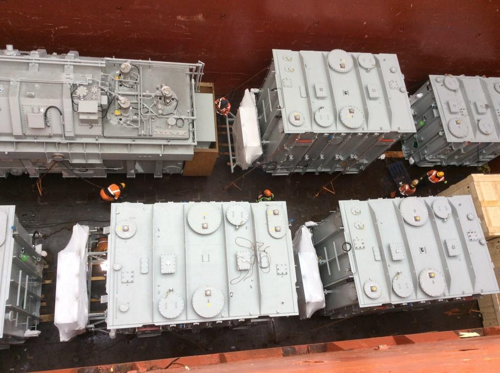 Transport Vessels