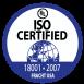 ISO LOGO FRACHT 18001.2007-01