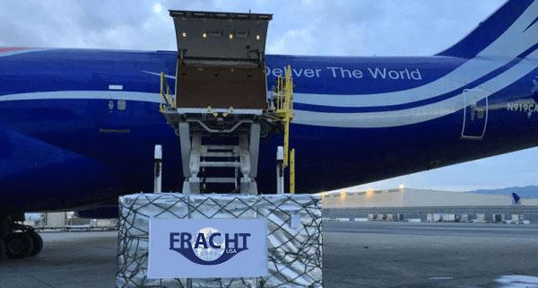 Air Freight – Fracht USA