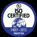ISO LOGO FRACHT 14001.2015-01